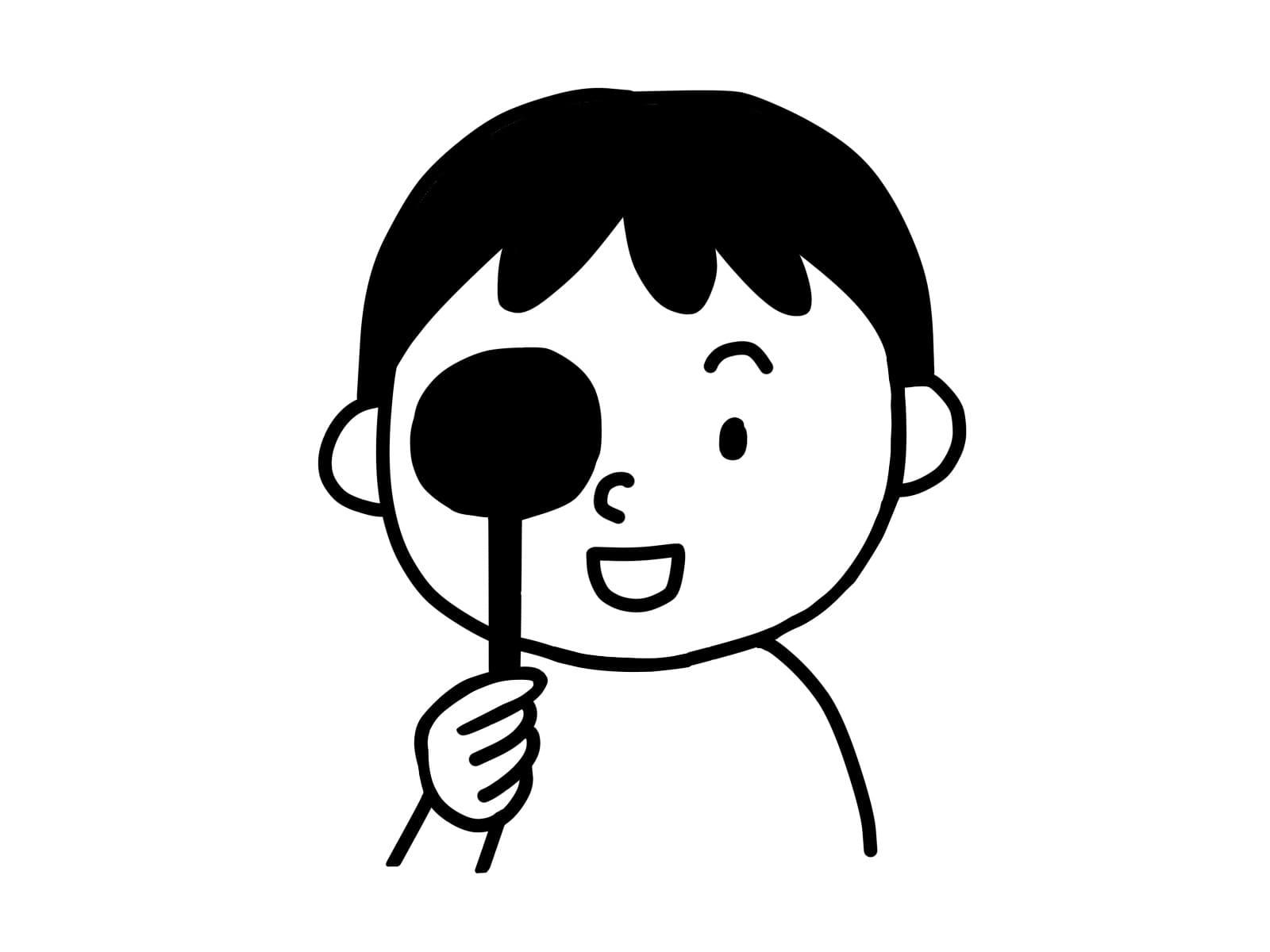 視力検査_子ども